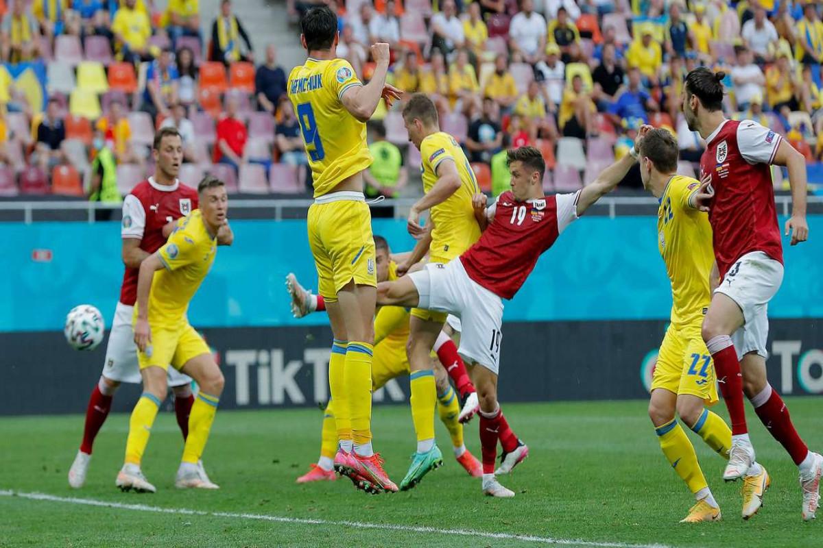 """<span class=""""red_color"""">AVRO-2020: Ukrayna 1/8 finala yüksəlib, Slovakiya mübarizəni dayandırıb"""