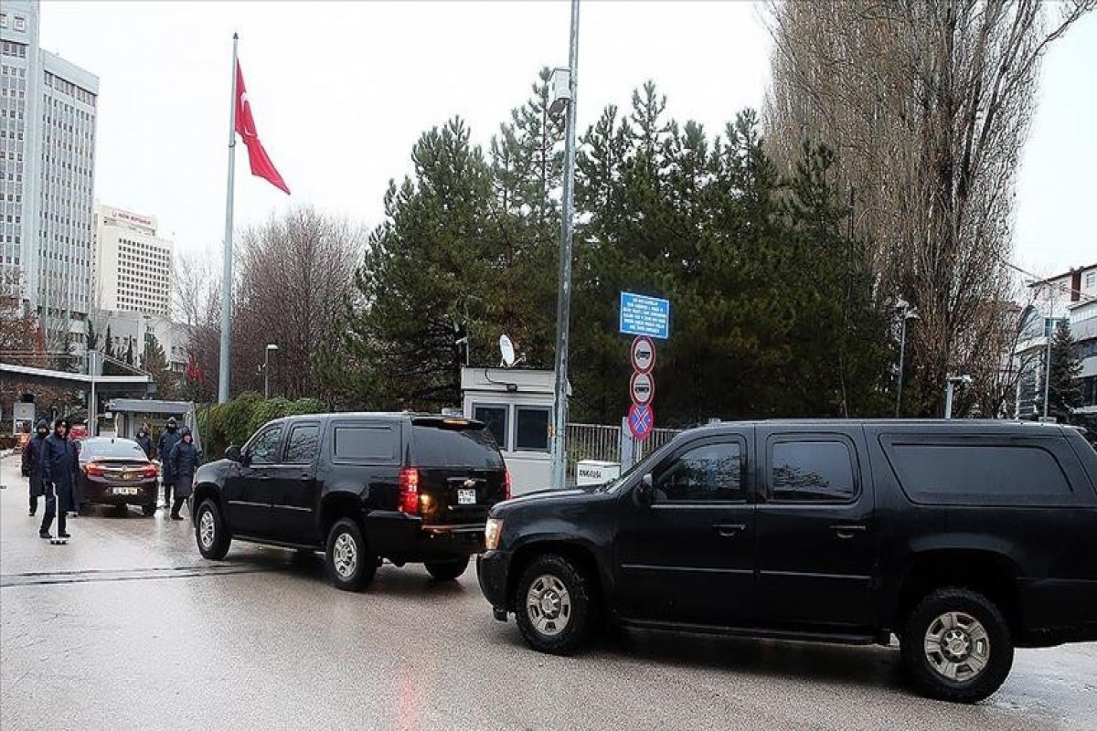 US delegation to travel to Turkey to discuss Kabul airport security