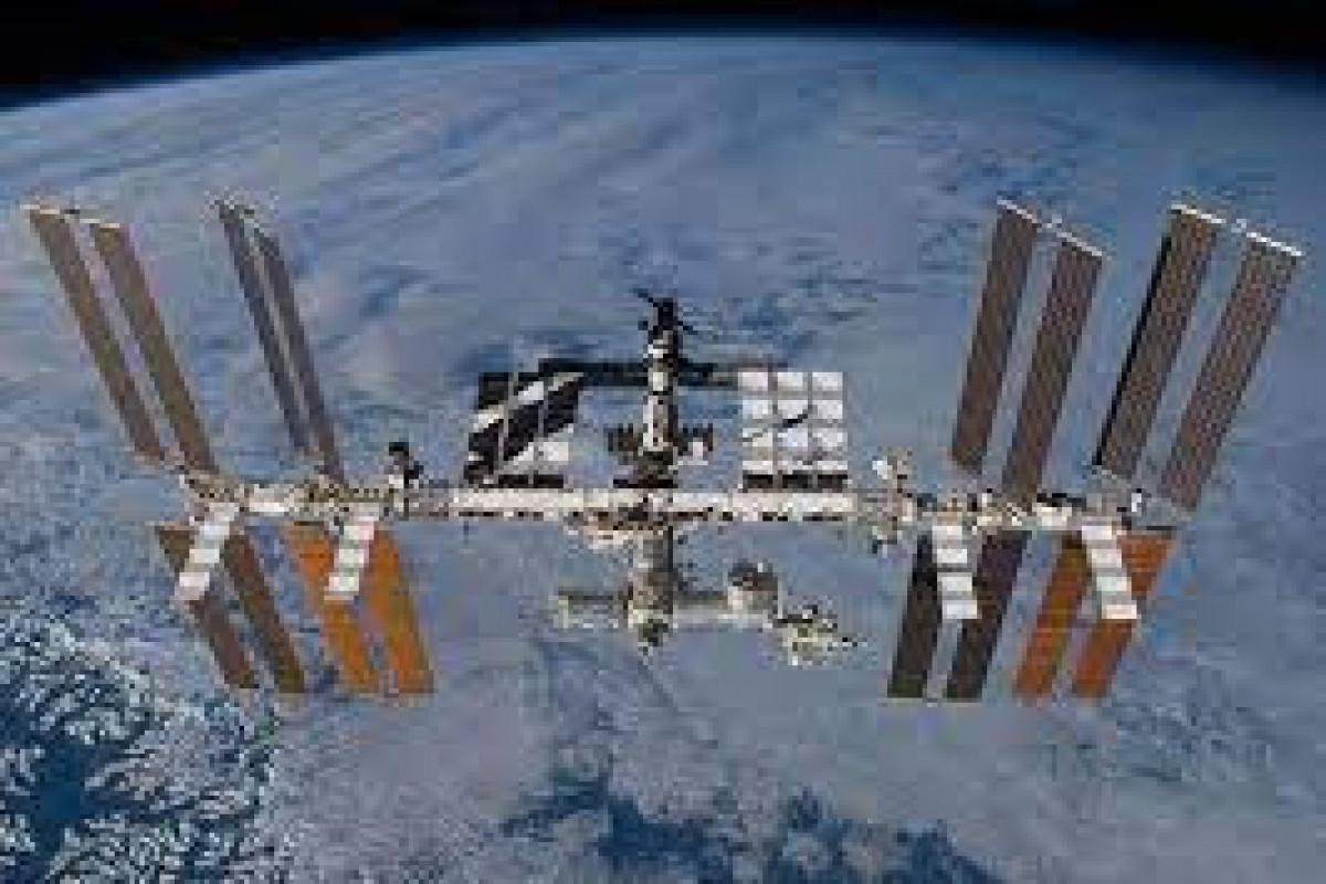 ISS orbit raised by 850 meters ahead of Starliner and Soyuz MS-19 launch