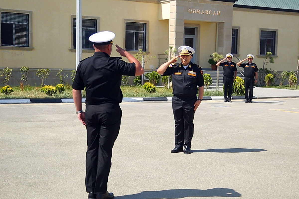 Azerbaijan Naval Forces hold an event on the occasion of June 26 – Armed Forces Day