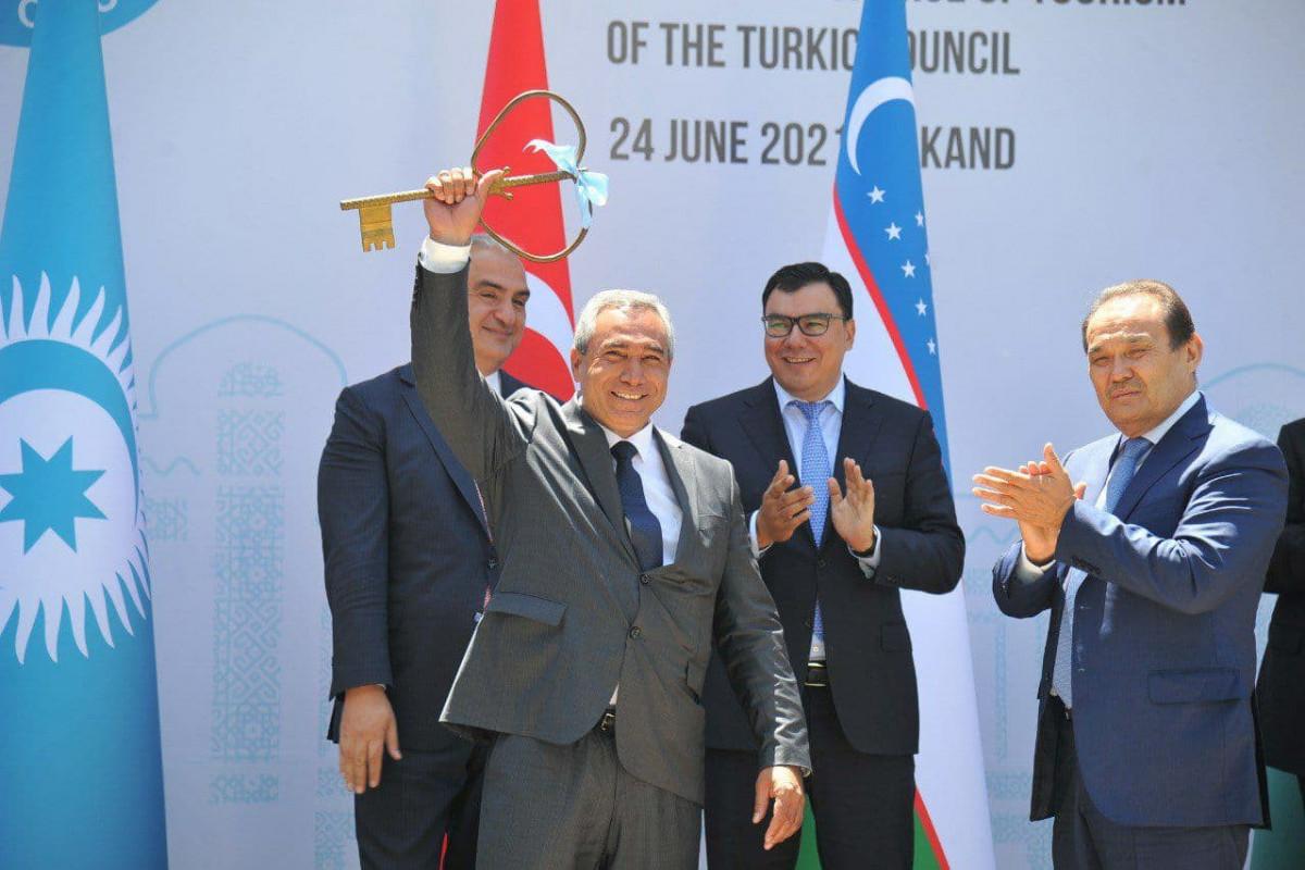 Kokand city declared first tourism capital of Turkic Council