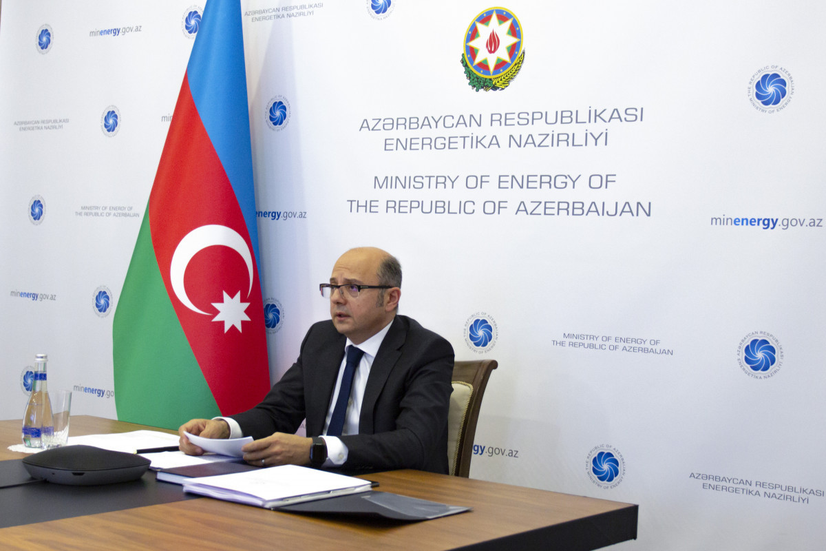 Baku declaration adopted at IV meeting of energy ministers of Economic Cooperation Organization
