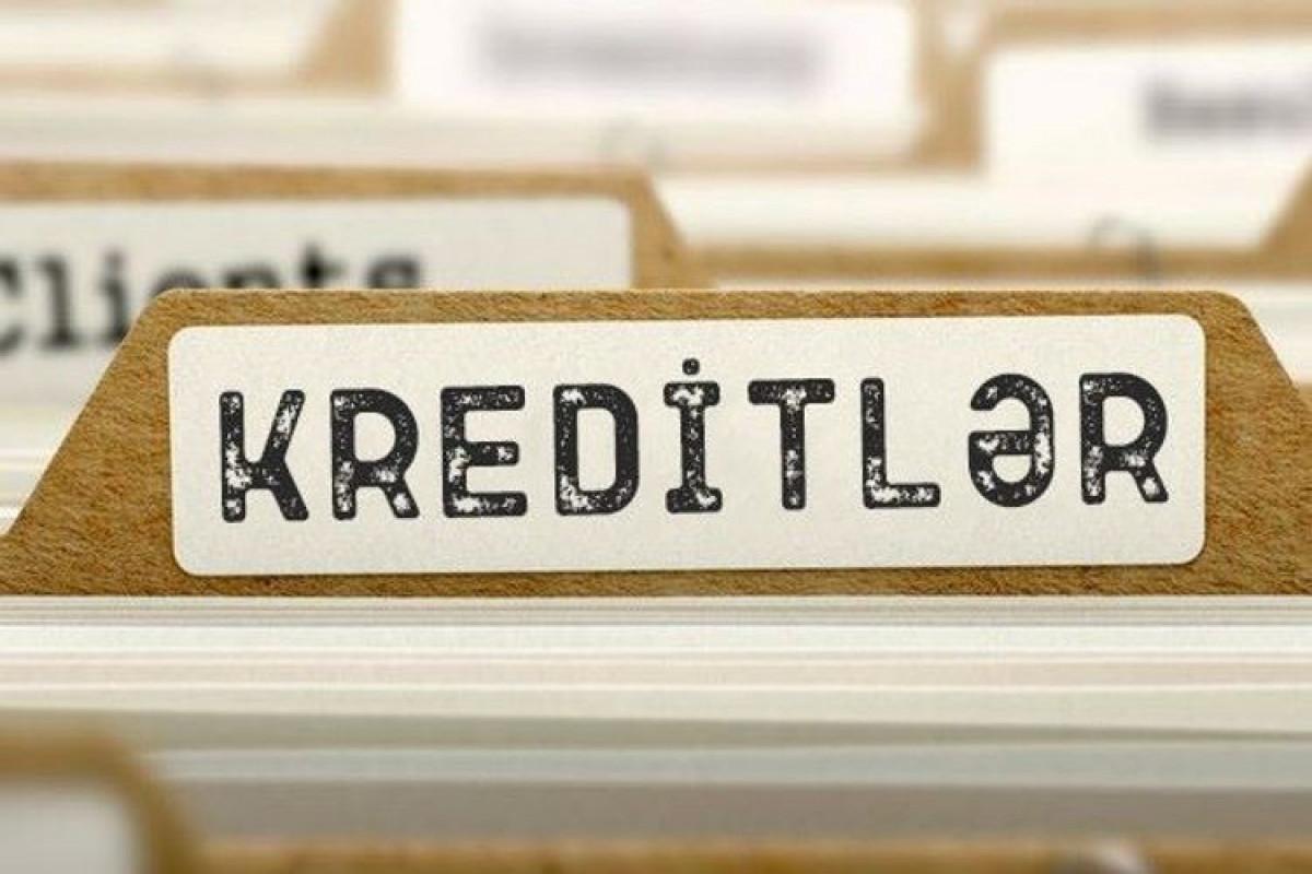 Azərbaycanda bu il biznes kreditləri 2,4%, istehlak kreditləri isə 5,1% artıb