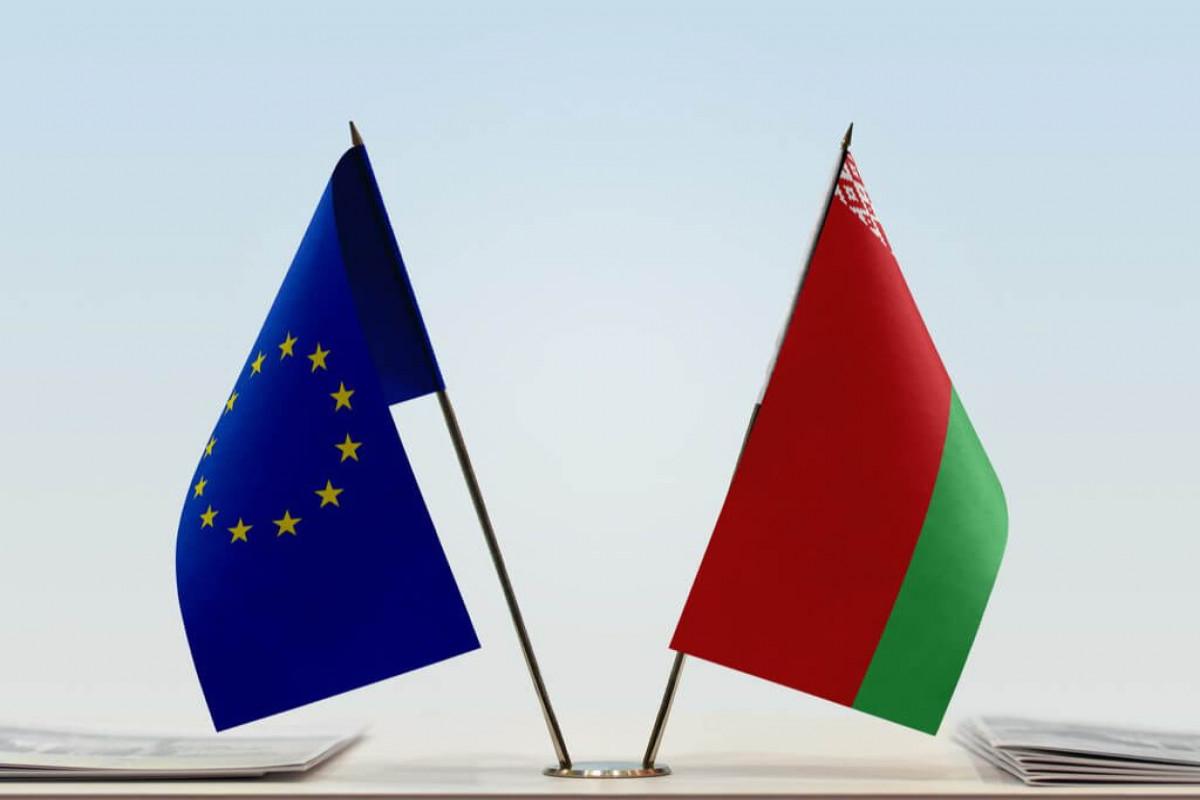 Aİ Belarusa qarşı iqtisadi sanksiyalar tətbiq edib