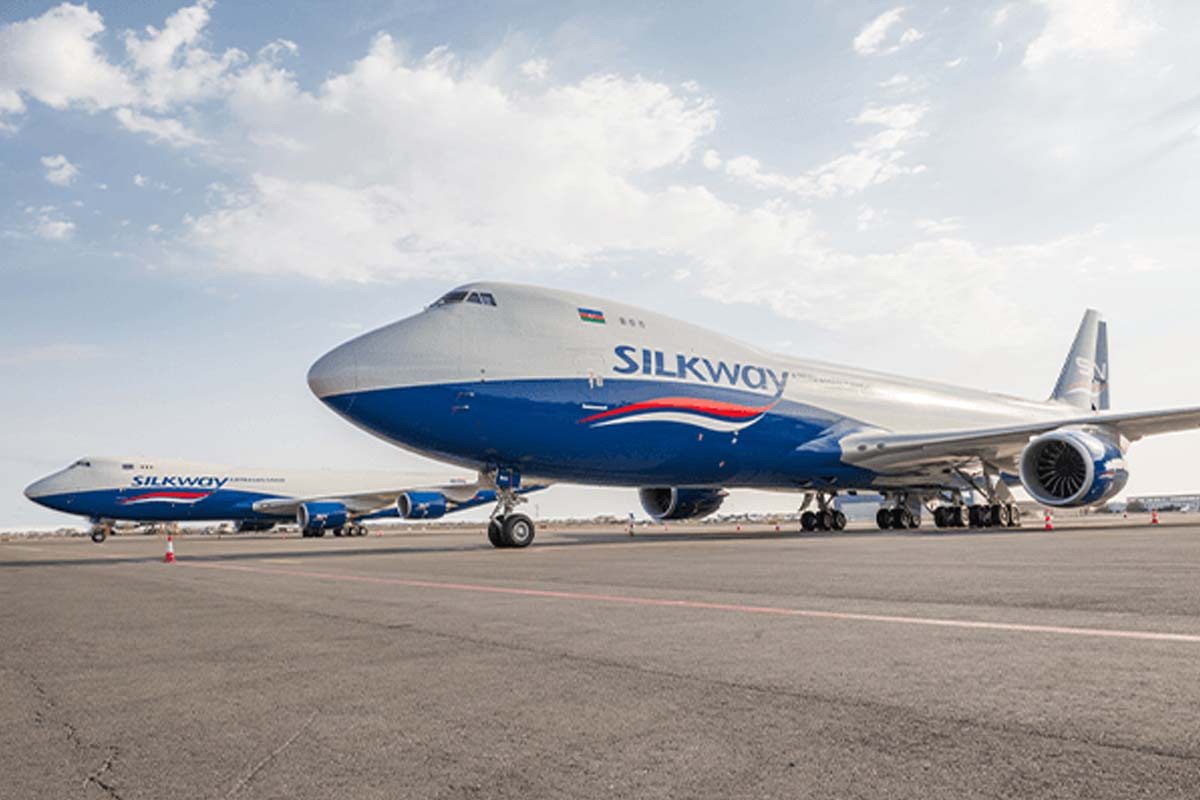 """GDP sertifikatı almış """"Silk Way West Airlines"""" qlobal əczaçılıq logistikası bazarına daxil olub"""