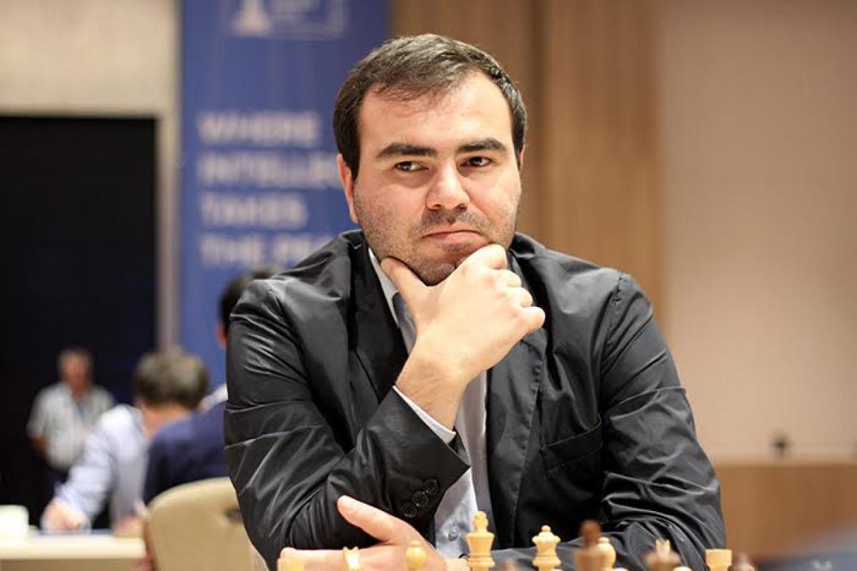 Şəhriyar Məmmədyarov ilk dəfə Harri Kasparovla qarşılaşacaq