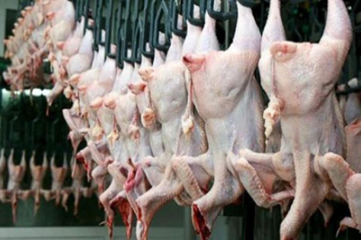 Запрещен ввоз в Азербайджан куриного мяса из более чем 40 стран