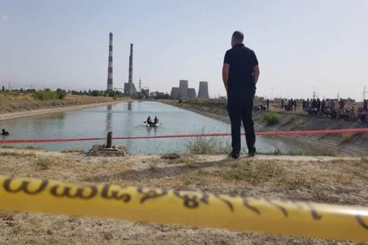 """В Грузии двое азербайджанцев-подростков утонули в озере-<span class=""""red_color"""">ФОТО</span>"""