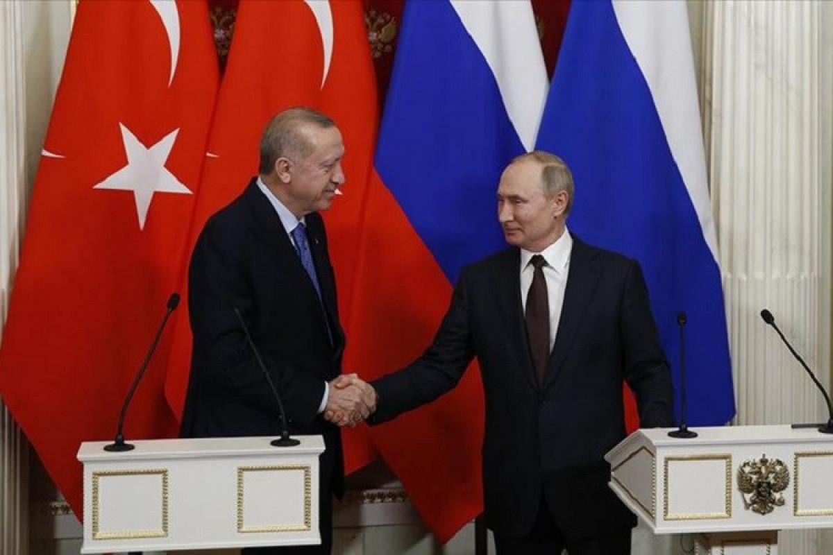 Президенты России и Турции обсудили Карабах