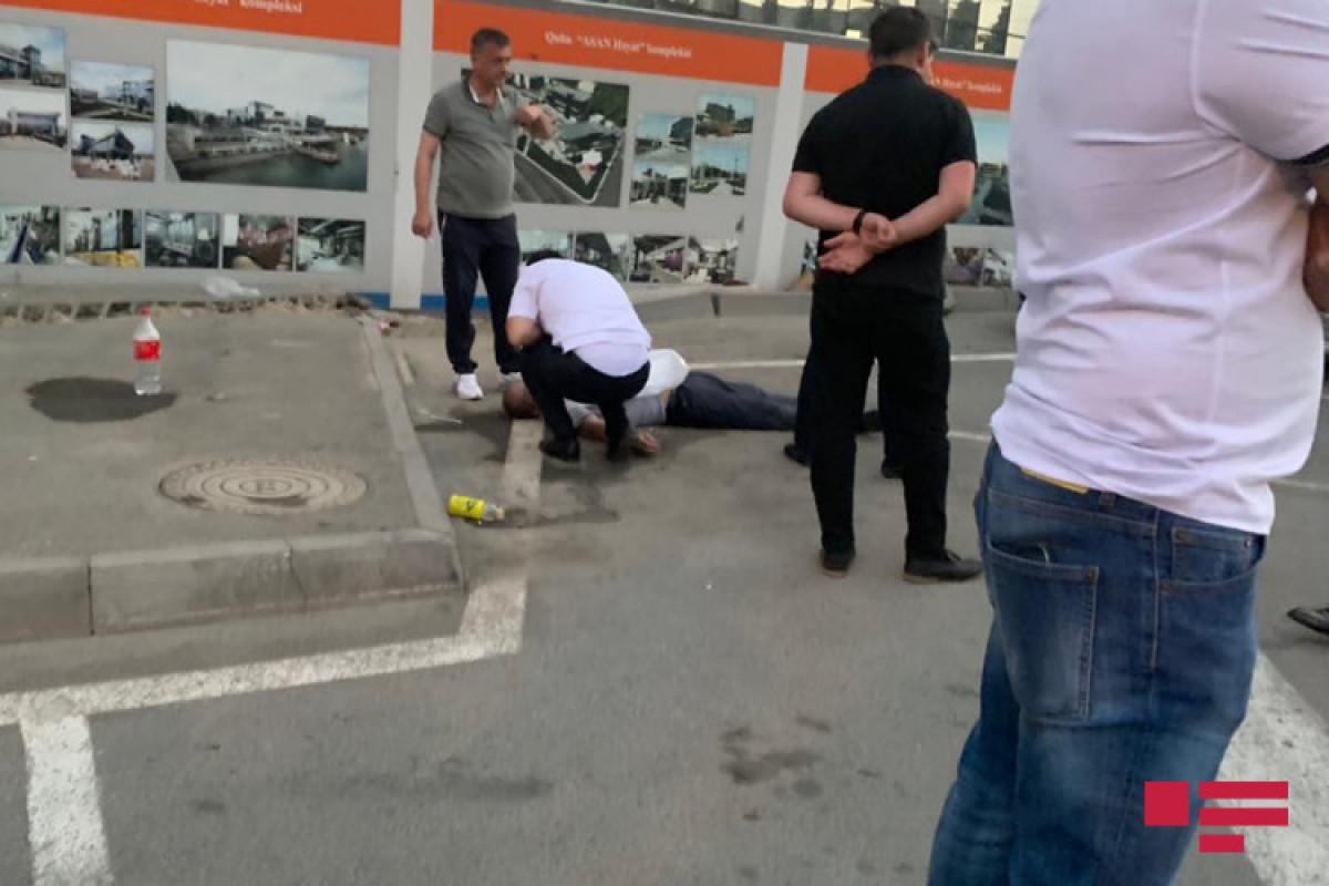 В Баку забили до смерти водителя Федерации автомобильного спорта – <span class=