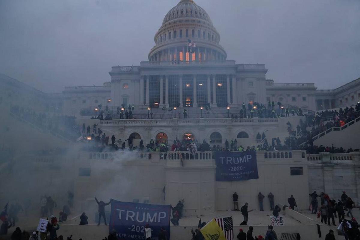 Минюст США сообщил об аресте 500 человек в ходе следствия по делу о штурме Капитолия