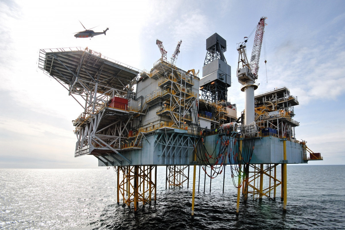 8,4 bln. cubic meters of gas produced from Shah Deniz this year