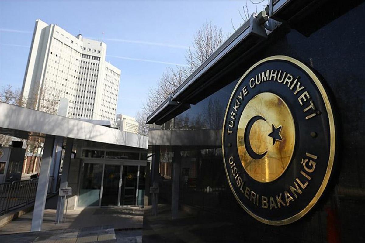 Türkiyə XİN: Ermənistandakı seçkilərin Cənubi Qafqazda sülh və sabitliyə səbəb olmasını istəyirik