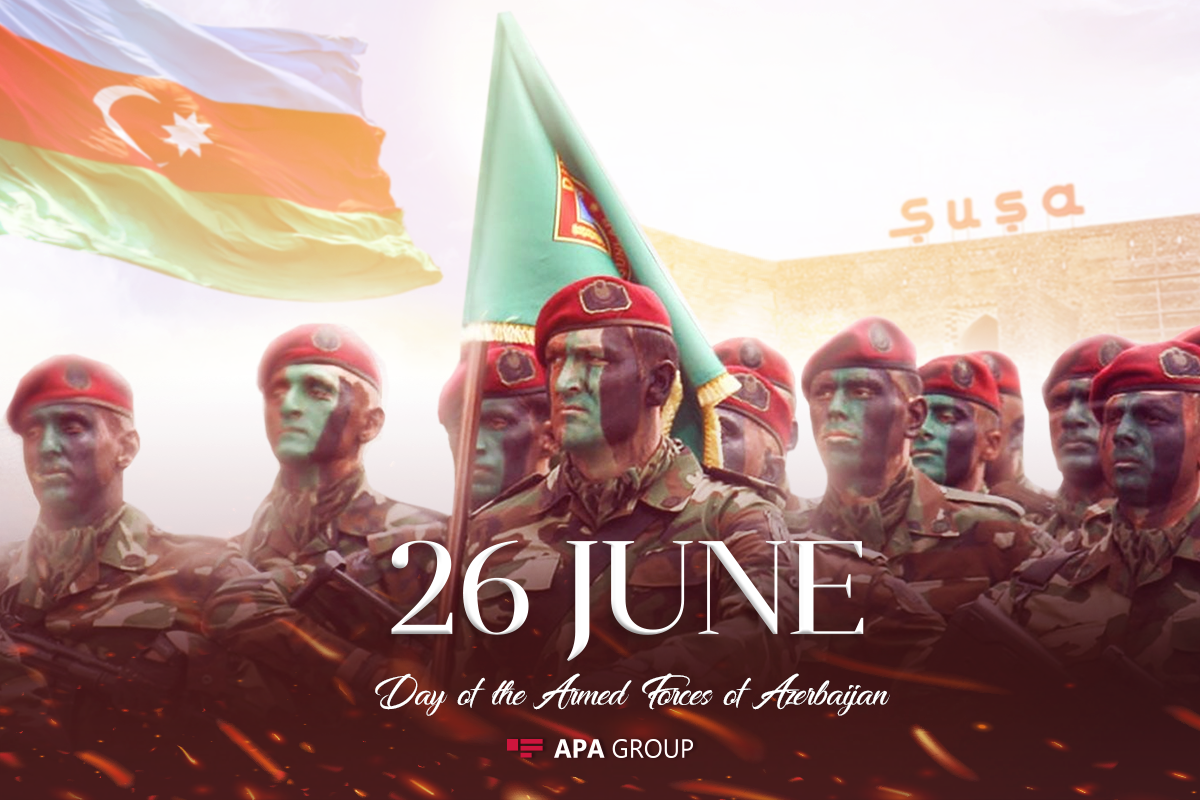 Azerbaijani Army marks 103rd anniversary