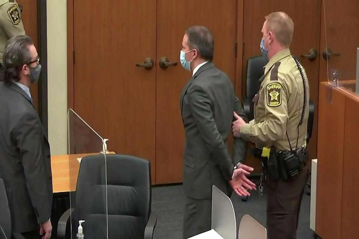 Суд в США приговорил экс-полицейского Шовина к 22,5 годам за убийство Флойда