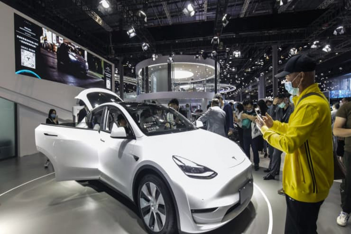 Tesla to 'recall' nearly 300,000 China-made Model 3 and Model Y vehicles