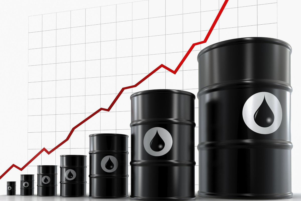 Price of Brent oil exceeded $ 76