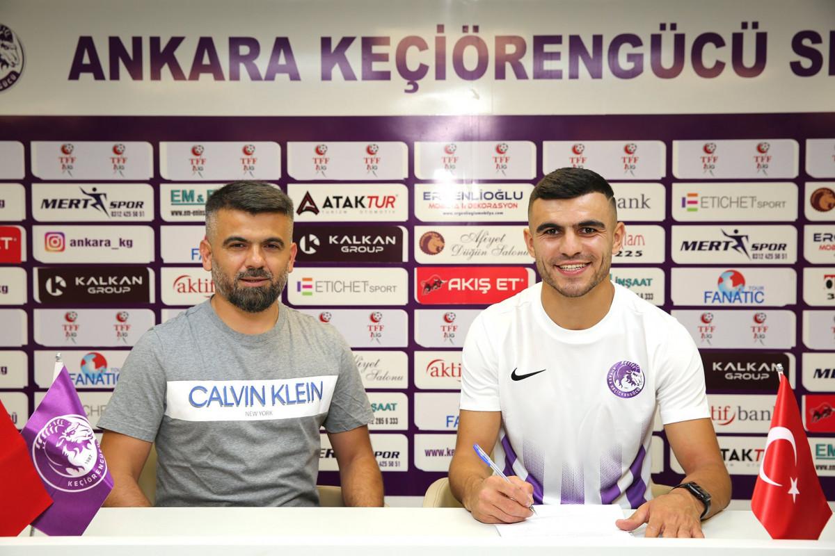 Azərbaycanlı futbolçunun Türkiyə klubuna keçidi rəsmiləşib