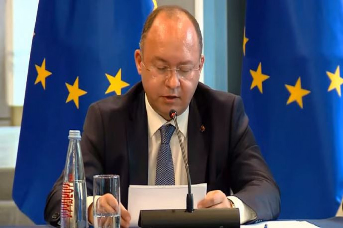 """Romanian FM: """"We hope that EU-Azerbaijan deal will be completed soon"""""""