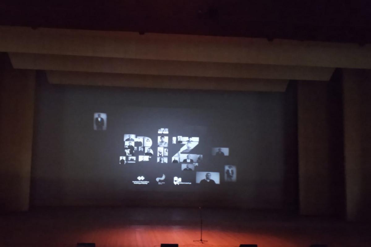 "Presentation of historical documentary film ""Biz"" dedicated to Patriotic War of Azerbaijan held"