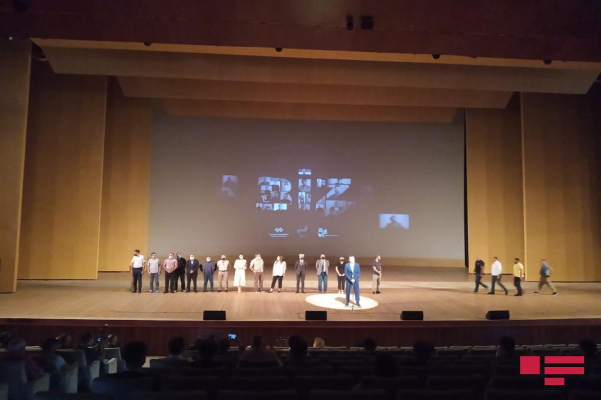 Состоялась презентация историко-документального фильма «Мы», посвященного Отечественной войне