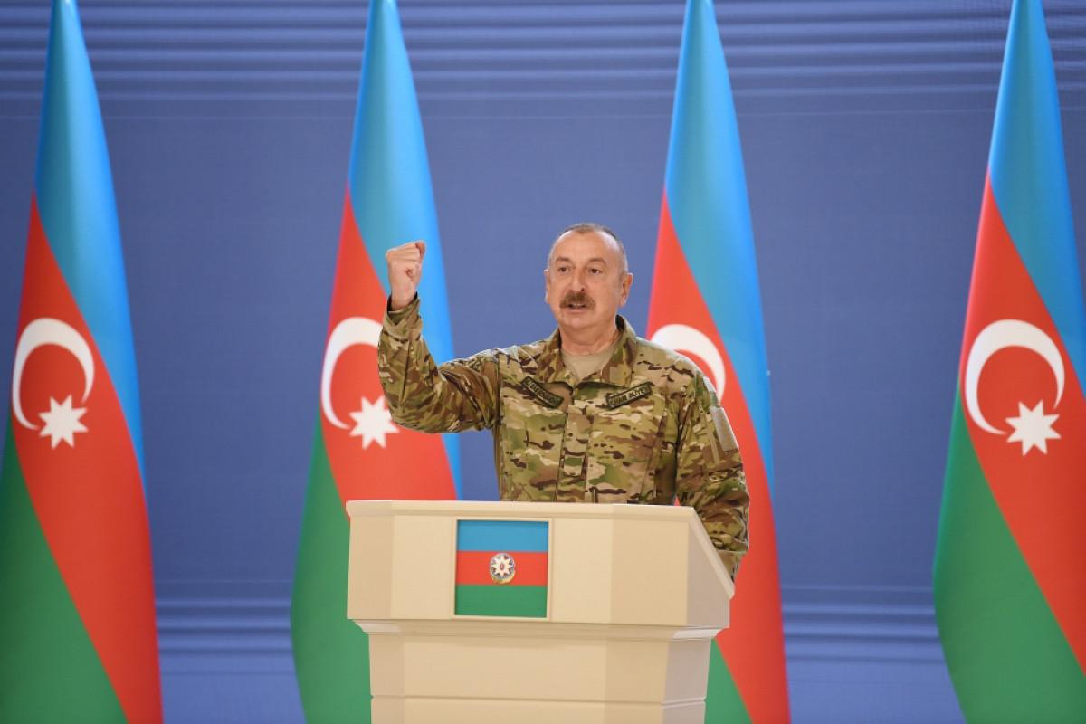 Ильхам Алиев: Число стран, желающих наладить более близкие связи с Азербайджаном, неуклонно растет
