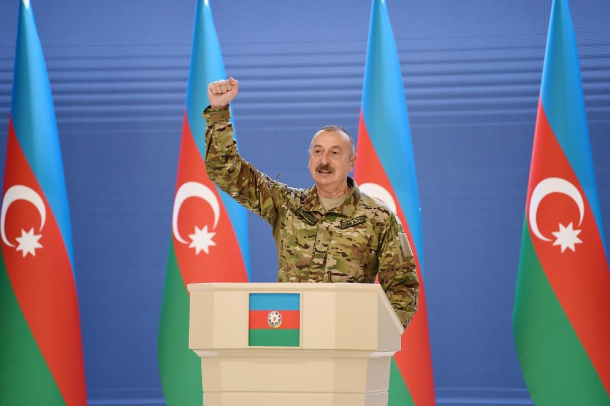 Президент Азербайджана: Утверждены структурные реформы Вооруженных сил, будет расширен численный состав армии