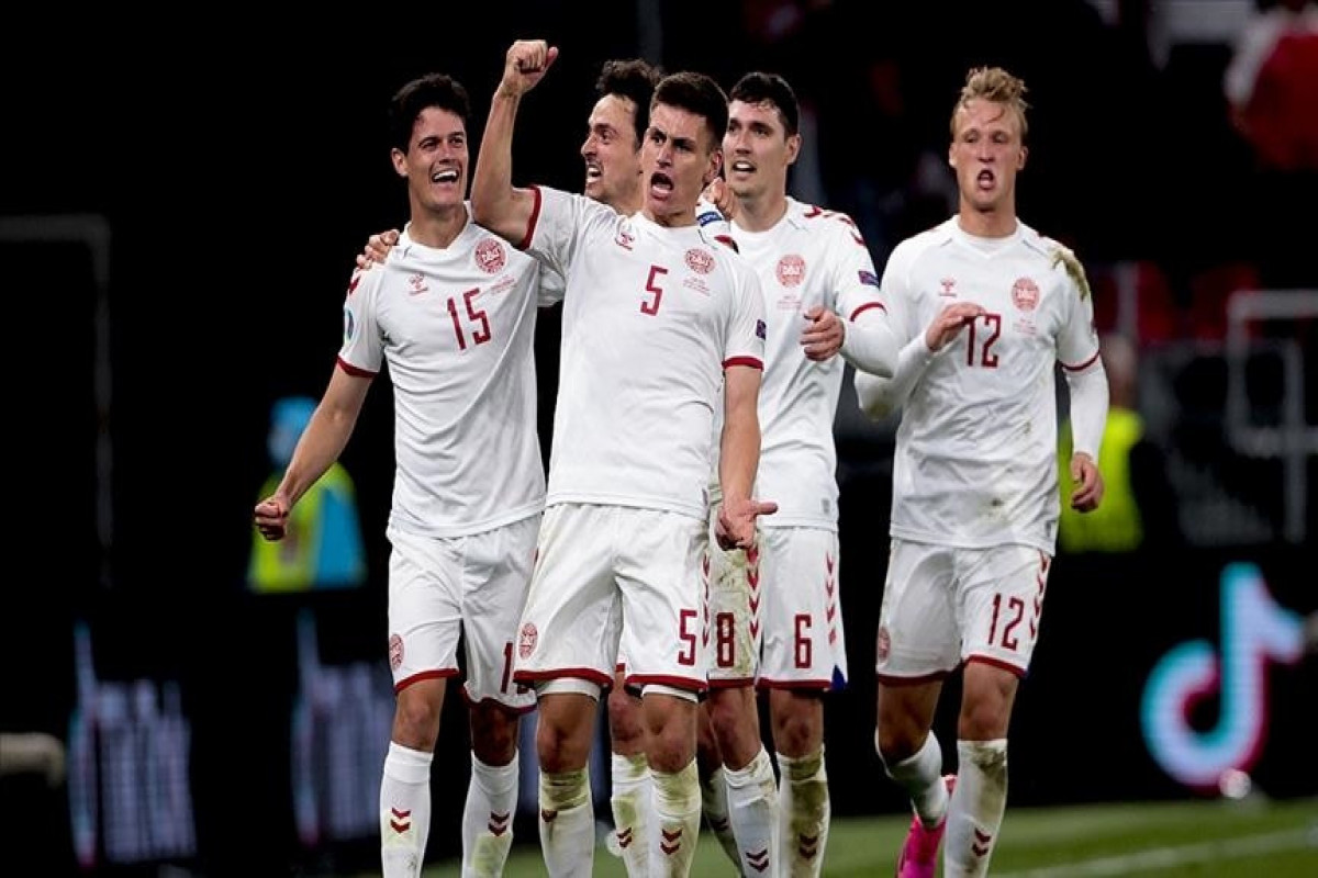 Denmark gain 4-0 comfortable win over Wales in EURO 2020