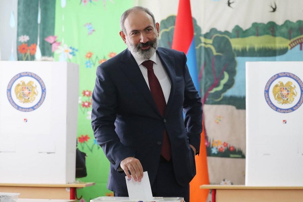 В Армении подвели окончательные итоги парламентских выборов
