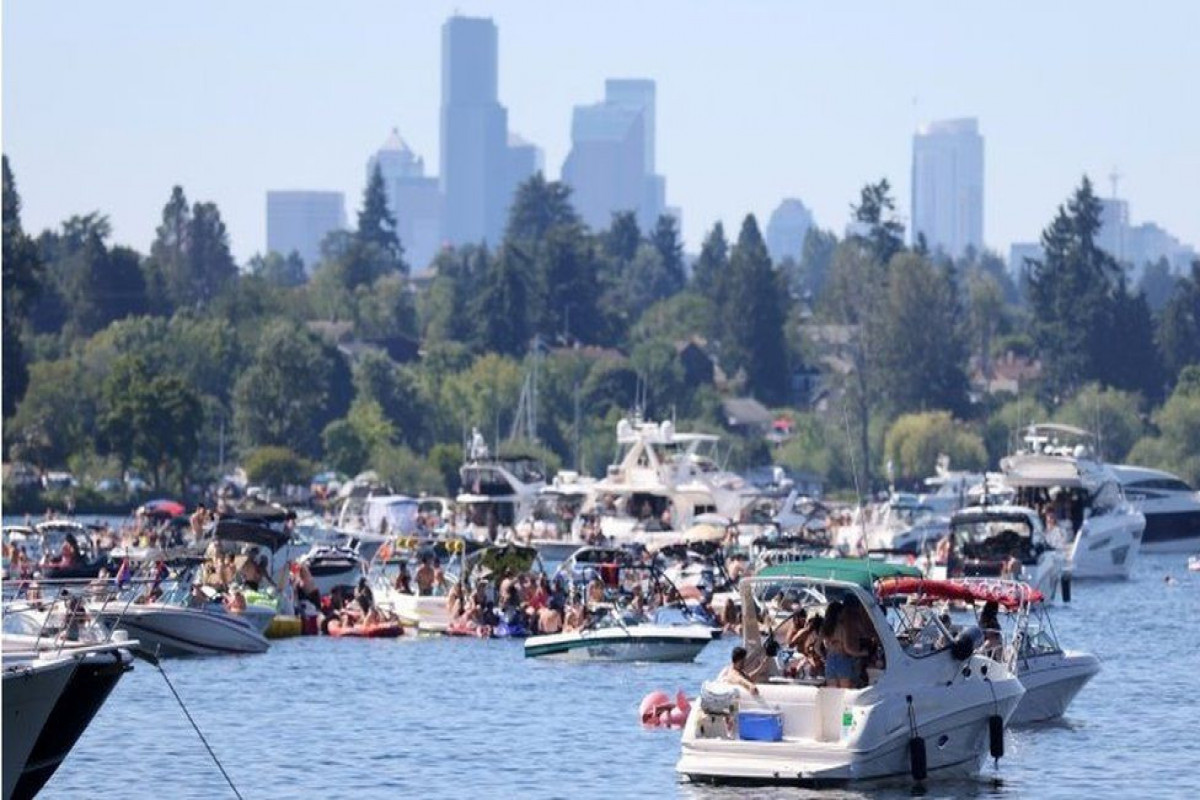 US Pacific Northwest bakes in record-breaking heat