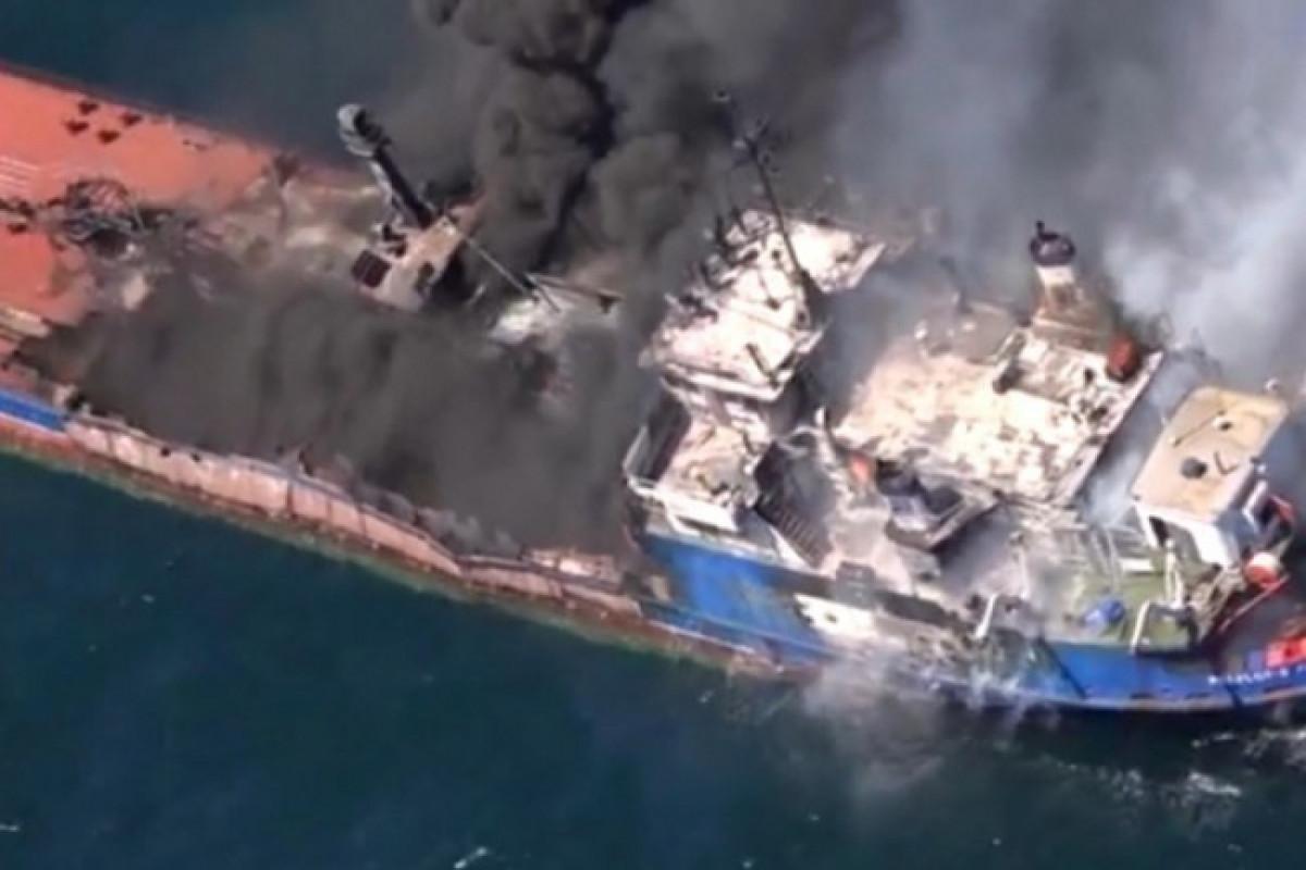 При взрыве на нефтяном танкере в Гайане погибли три человека