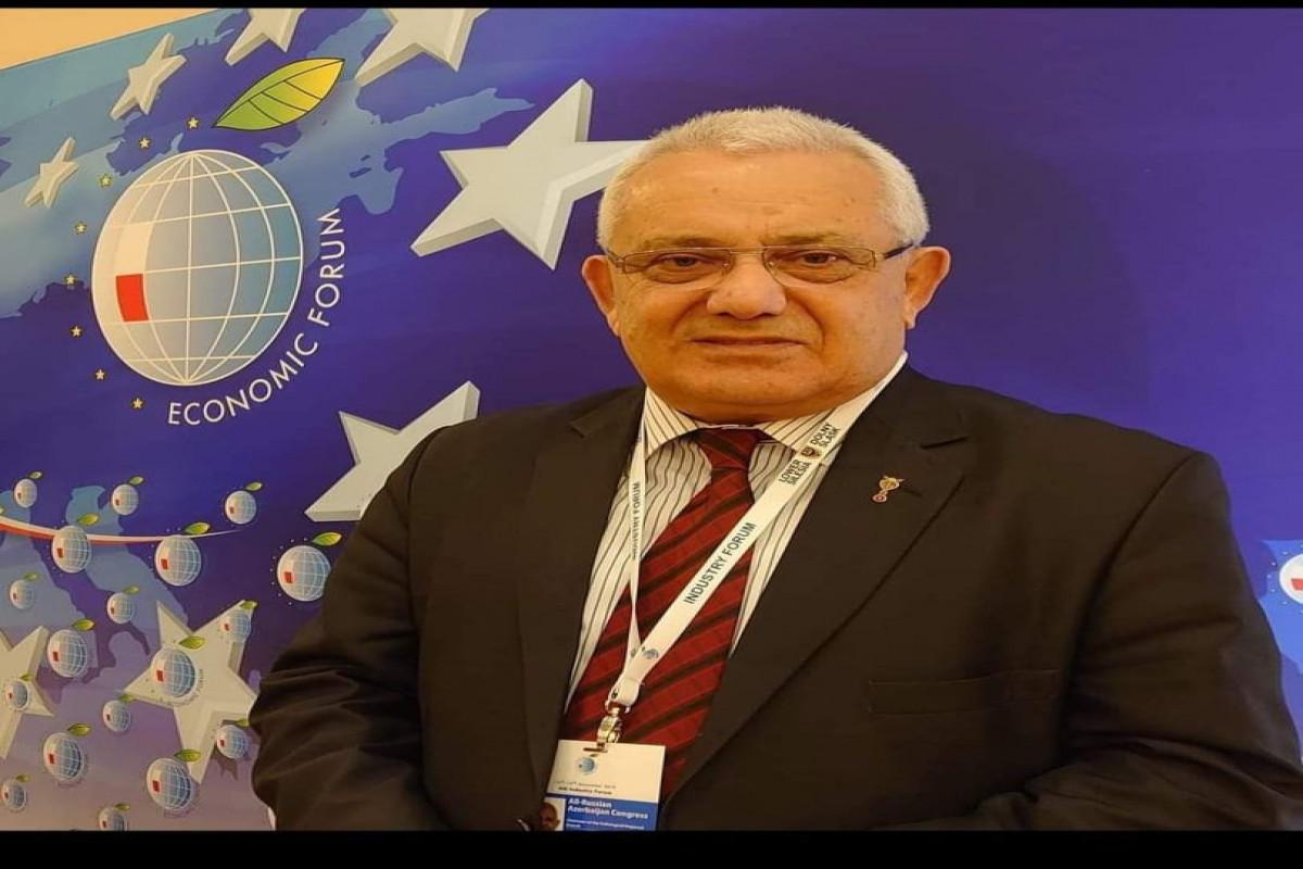 Head of Azerbaijani Diaspora in Russia died
