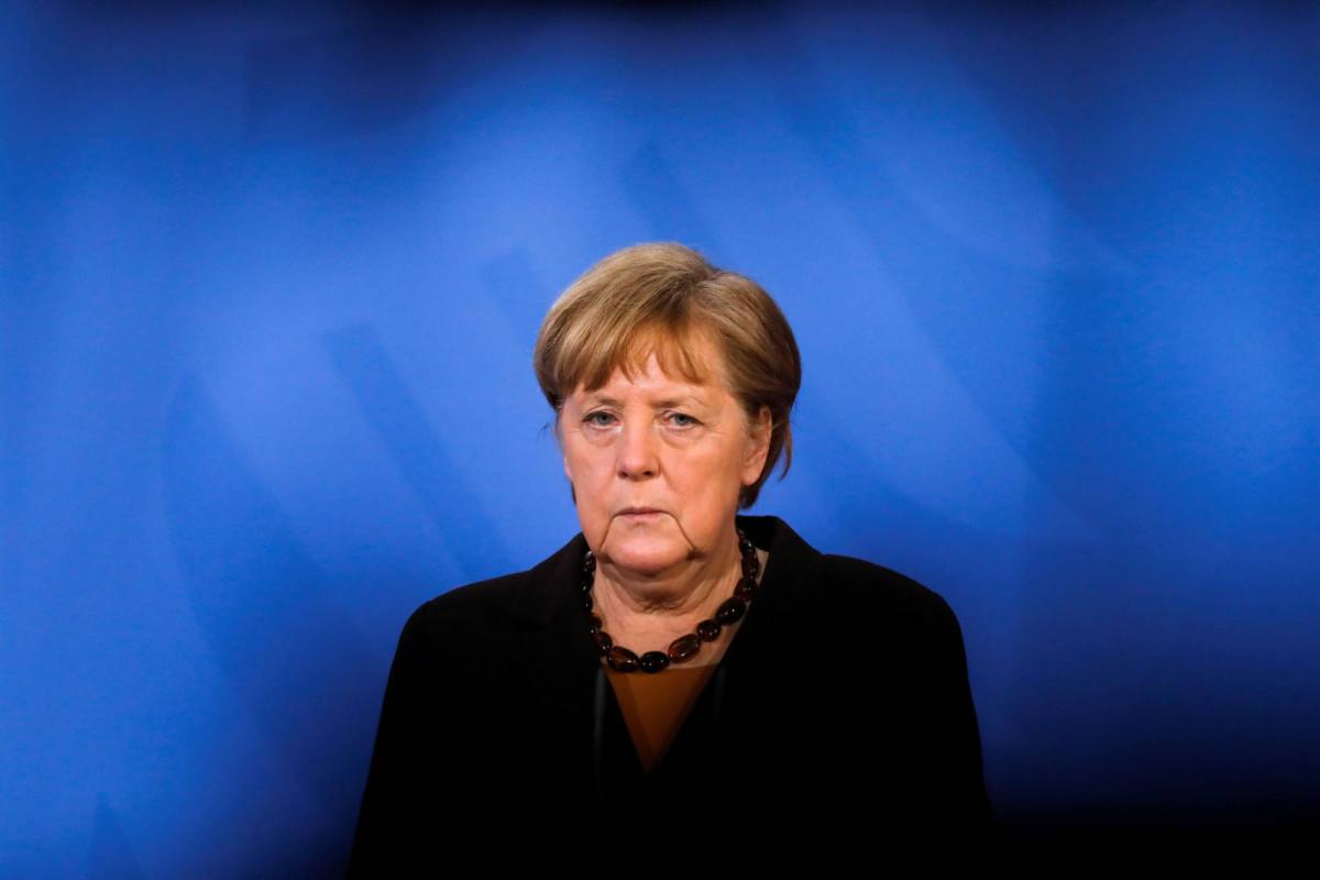 """Merkel: """"Aİ ölkələri Rusiya ilə problemləri birbaşa Moskva ilə müzakirə etməlidir"""""""