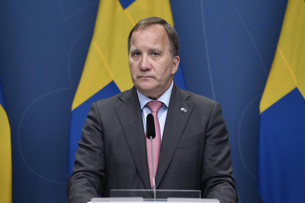 Swedish Prime Minister Lofven resigns