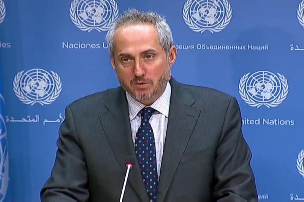 Генсек ООН призвал избегать эскалации после ударов США по Сирии и Ираку