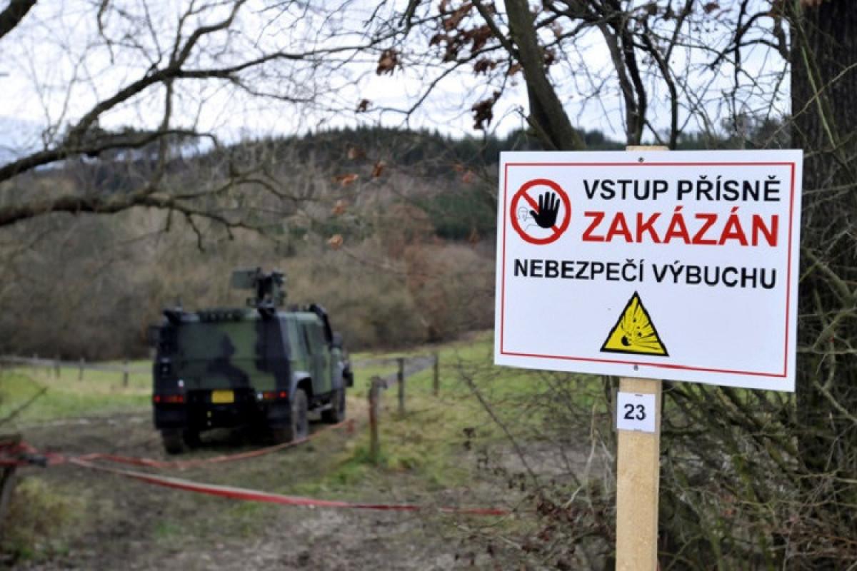 Чехия потребовала от России 25,5 миллиона евро после взрывов во Врбетице