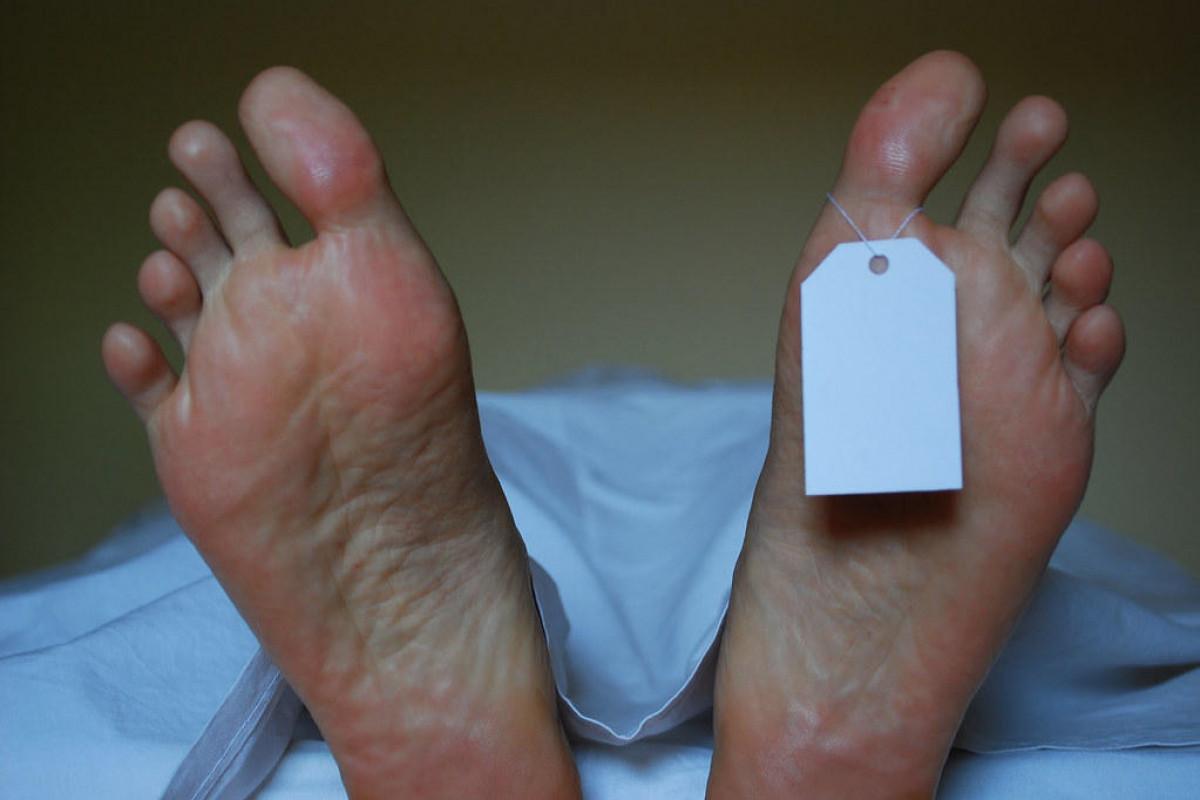 Sumqayıt sakini evində ölü tapılıb