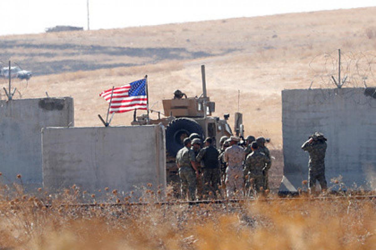 В Сирии обстреляли американскую военную базу - СМИ