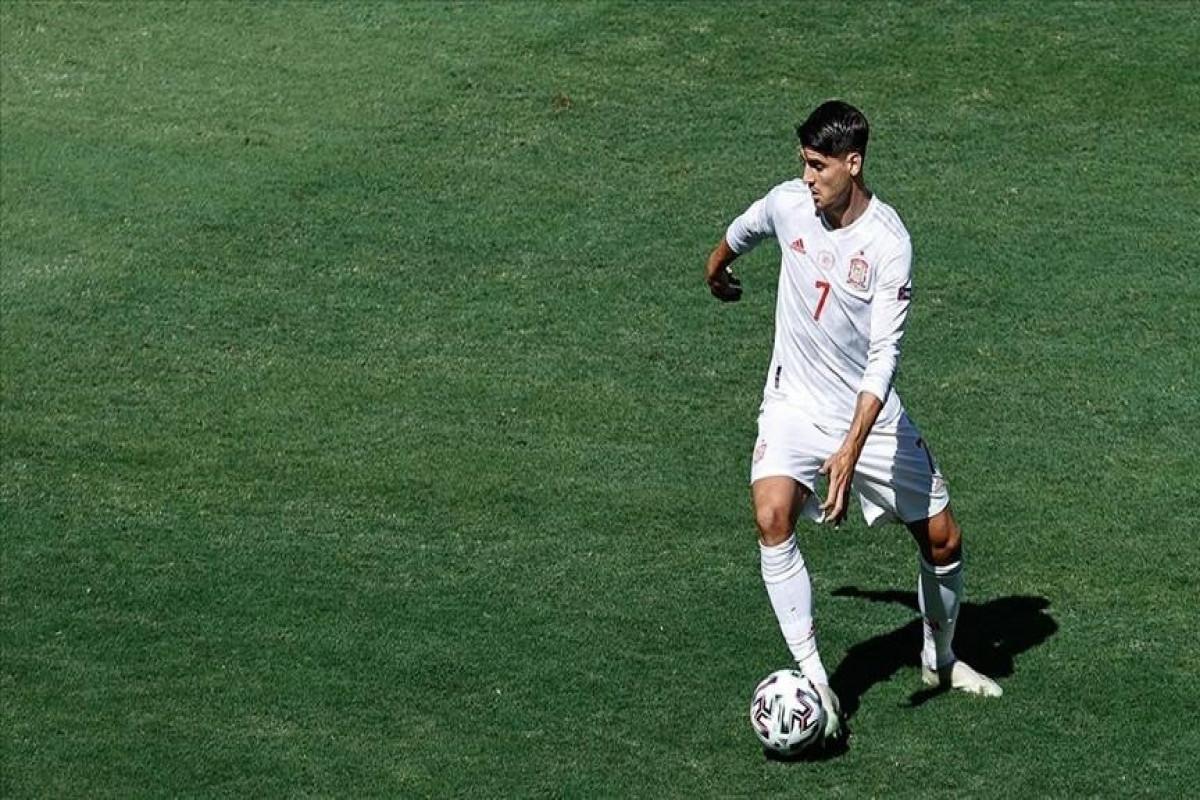 Spain win 8-goal thriller vs. Croatia to bag EURO 2020 quarterfinals ticket