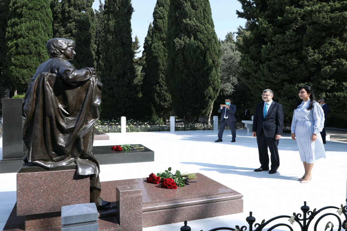Делегация Турецкого института по правам человека и равенству посетит освобожденные территории Азербайджана