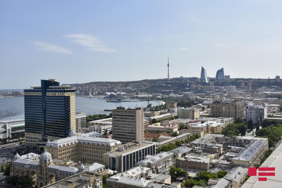 Завтра в Баку ожидается ветреная погода