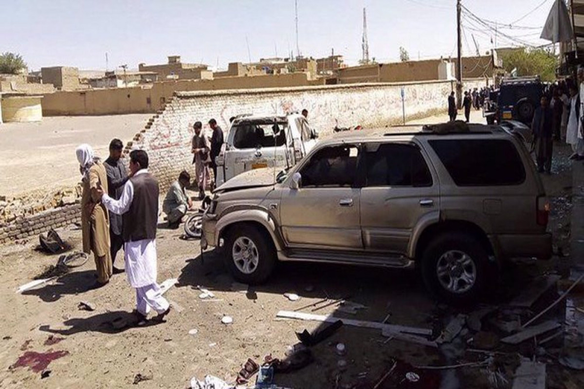Premature blast kills 6 militants in eastern Afghanistan