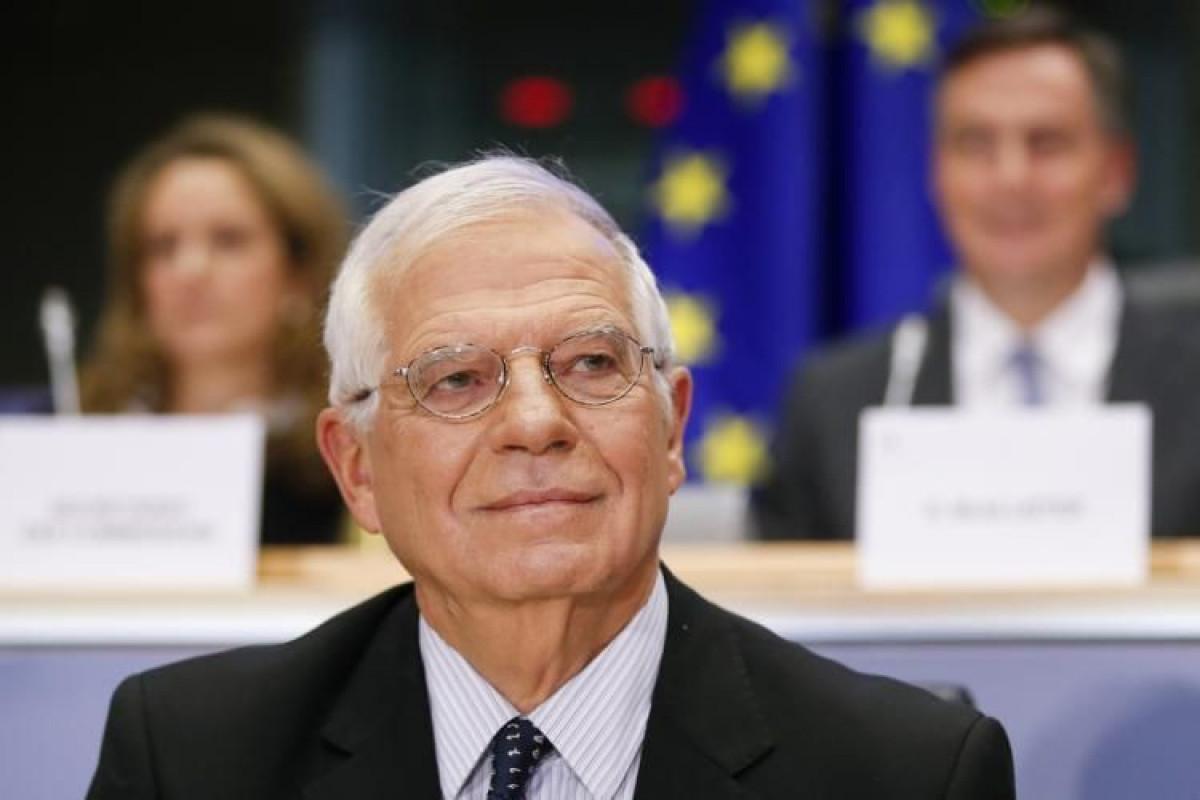 """Borrell: """"Rusiya ən böyük qonşumuzdur, Aİ bunu nəzərə almalıdır"""""""
