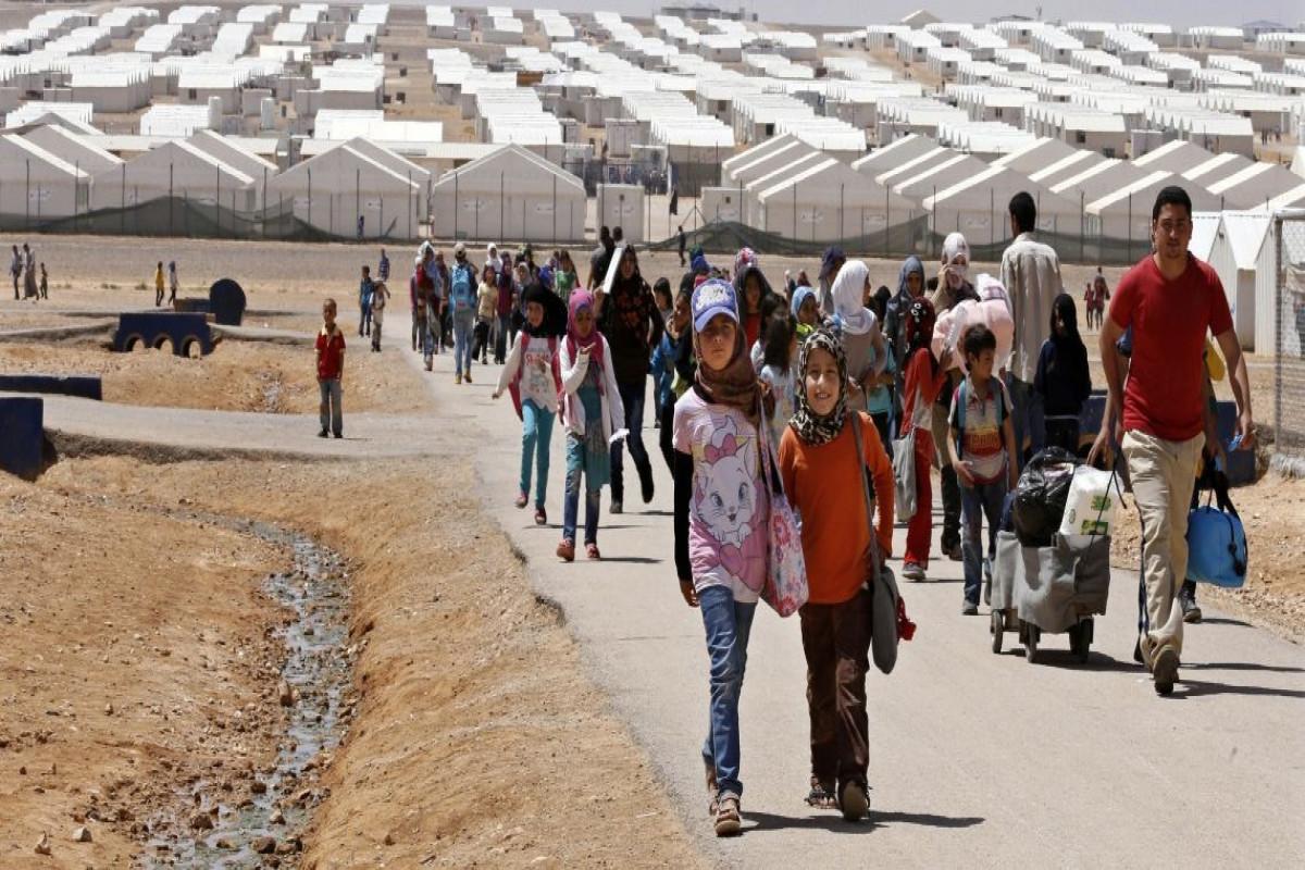ABŞ suriyalılara 436 milyon dollar humanitar yardım ayıracaq