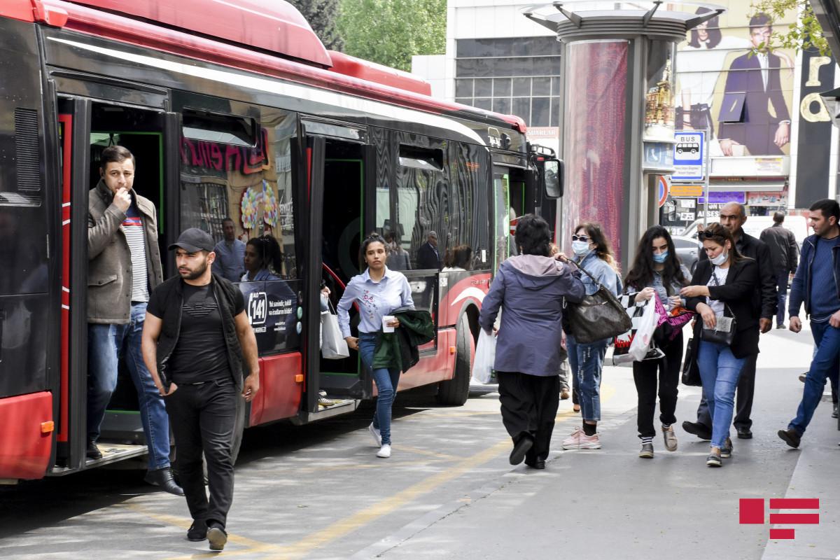 Общественный транспорт не будет работать по выходным до 1 августа-ВИДЕО