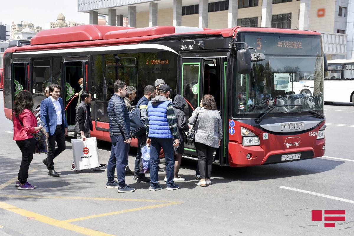 В Азербайджане в эту субботу будет работать общественный транспорт-ОФИЦИАЛЬНО