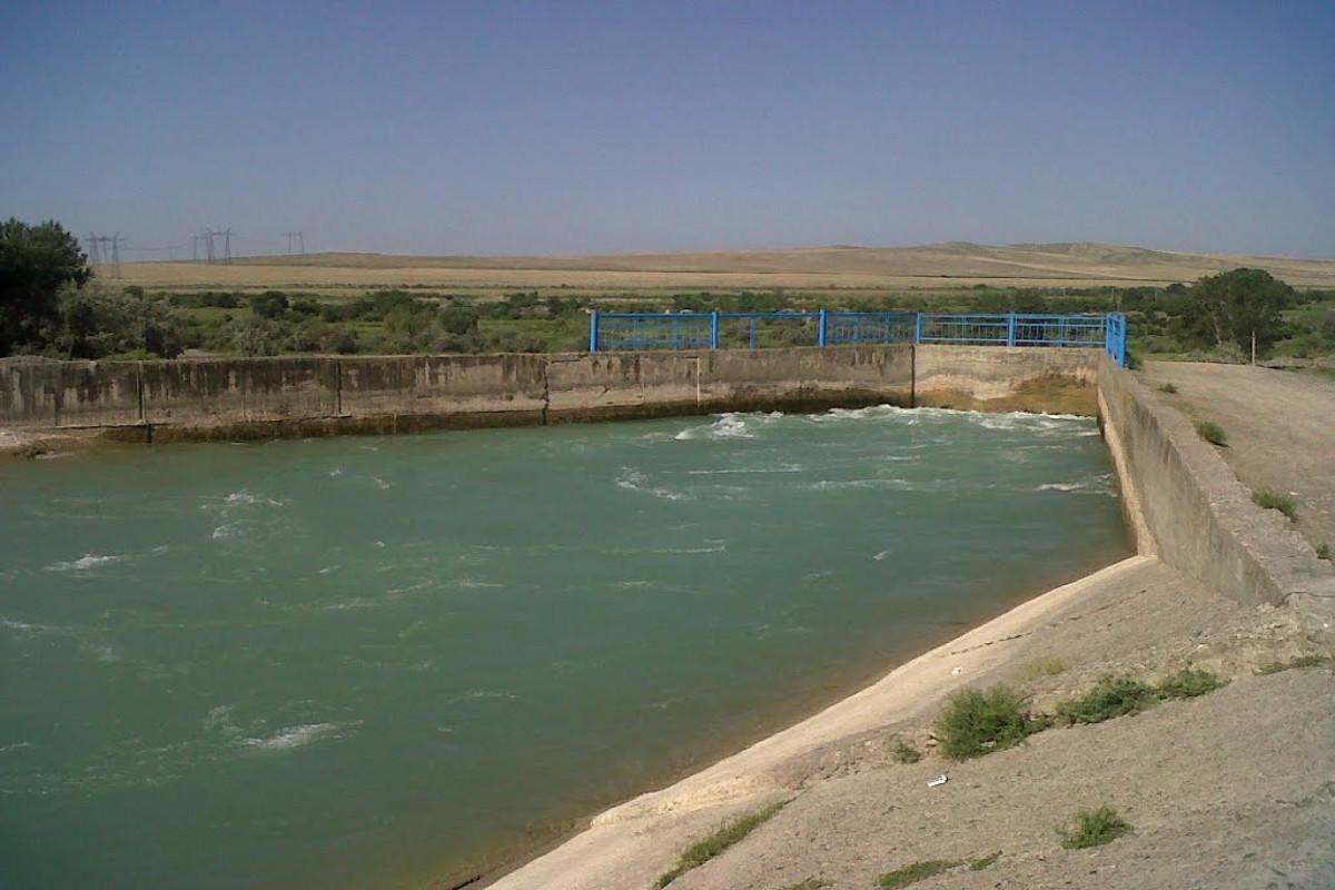Ежедневная информация о водных ресурсах Азербайджана будет вводиться в электронную систему