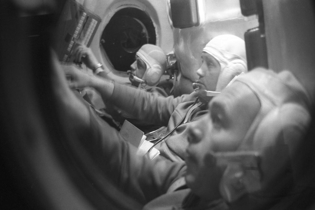 Рассекречены переговоры погибшего экипажа корабля «Союз-11»