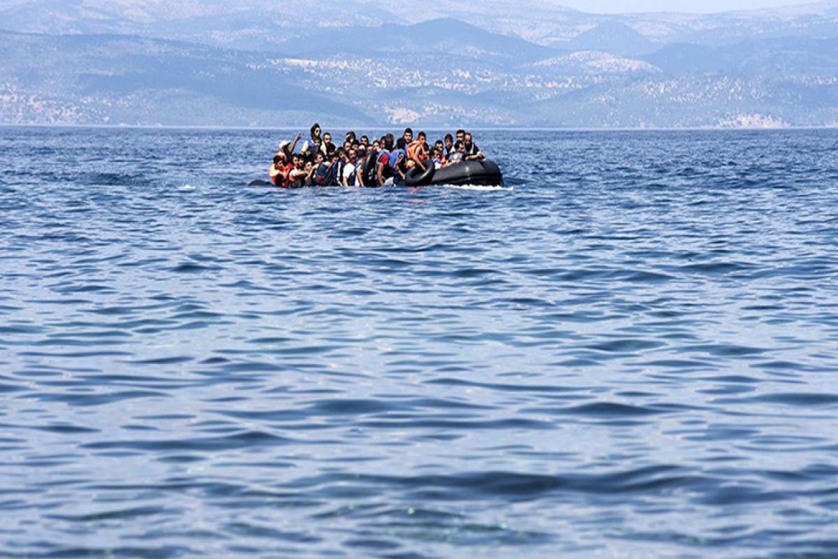 У берегов Франции спасли более 40 мигрантов, пытавшихся пересечь Ла-Манш