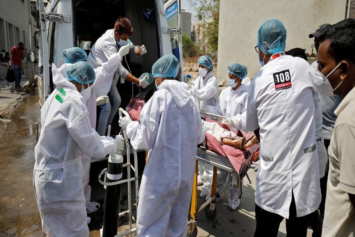 ВОЗ: более 2,6 млн человек заразились коронавирусом в мире за неделю